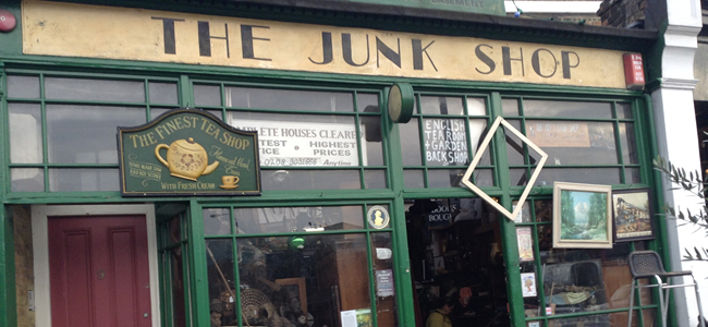 The Junk Shop & Spread Eagle Antiques